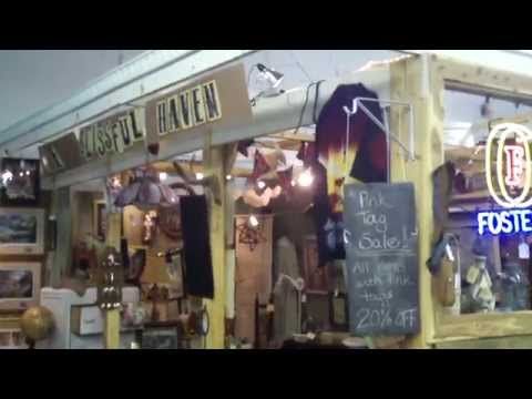 Full Tour of the Catawba River Antique Mall in Belmont NC
