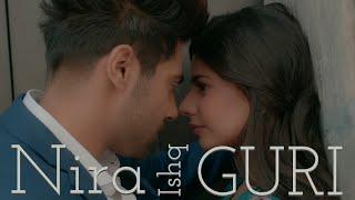 Nira Ishq (Lyrics) Cover Song Punjabi | GURI | Satti Dhillon