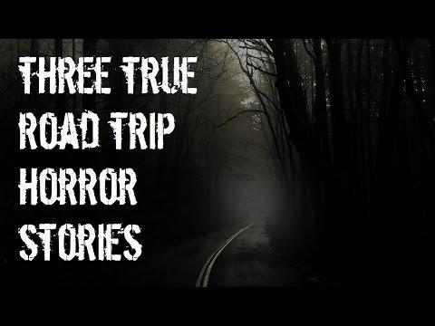 3 Chilling TRUE Road Trip Horror Stories