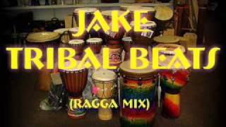 JaKe vs. Kuma Percussion - Tribal Beats (Afro Ragga Mix)