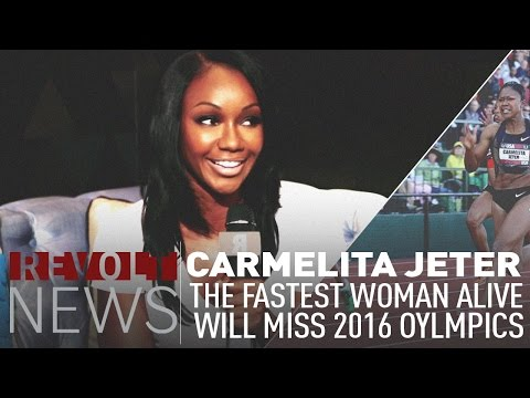 The fastest woman alive won't be at the 2016 Olympics; here's why she's okay with that