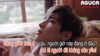 [Karaoke Việt] DON'T WANNA CRY - SEVENTEEN