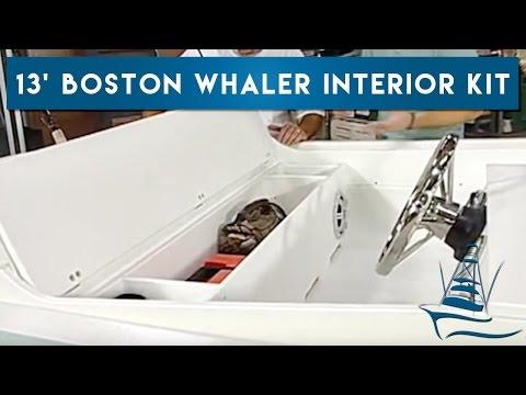 13' Boston Whaler Interior Kit