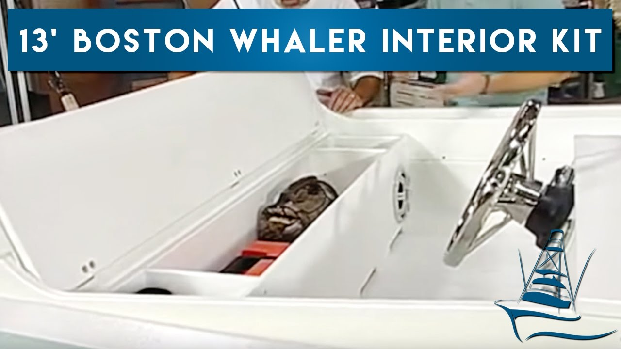 13' Boston Whaler Interior Kit