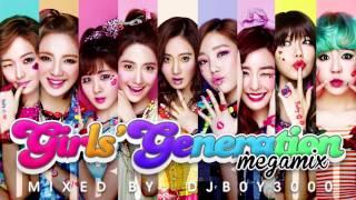 Girls' Generation Megamix 2014 [DJB0Y3000 Official]