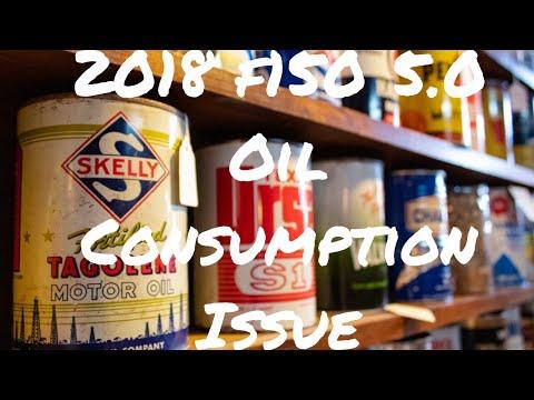 2018 f150 oil consumption issue: PowerAddiction
