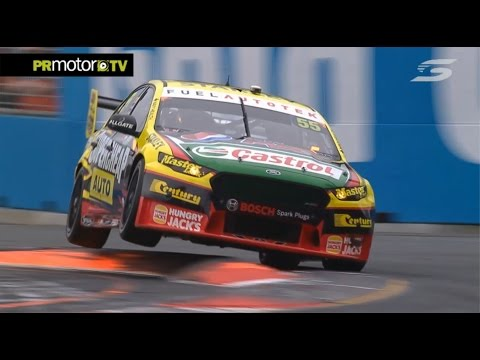 Whincup and Van Gisbergen at the top Castrol Gold Coast 600 Supercar Race 22 and 23 at PRMotor TV