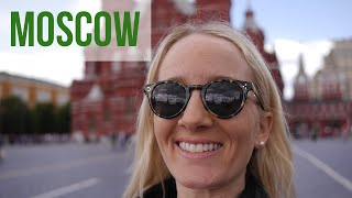 RUSSIA TRAVEL: MOSCOW TOUR