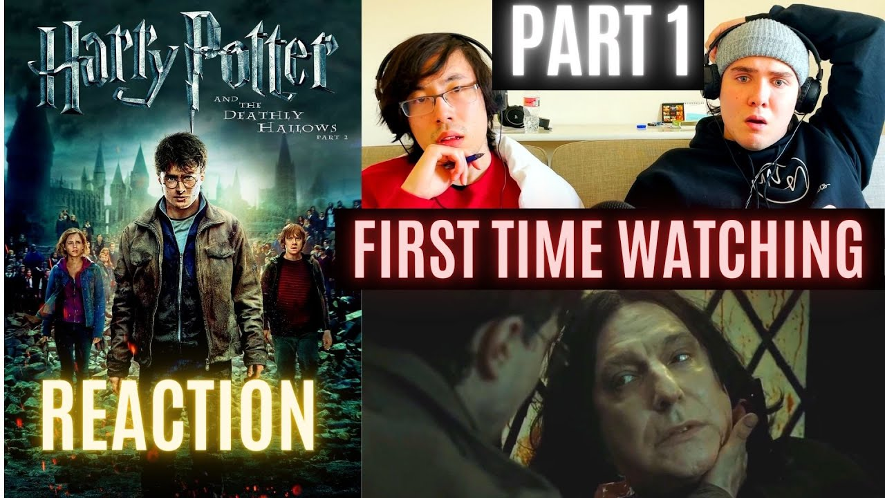 Download FIRST TIME WATCHING: Harry Potter and the Deathly Hallows Part 2 (part 1)...tears, just tears