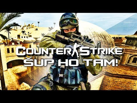 PG | Counter-Strike: Source | E02 - Šup ho tam!