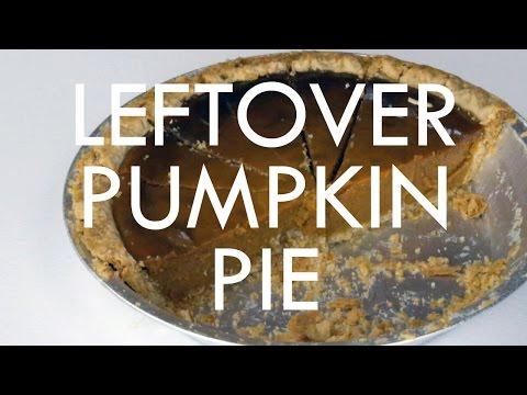 Leftover Pumpkin Pie, Second Excerpt