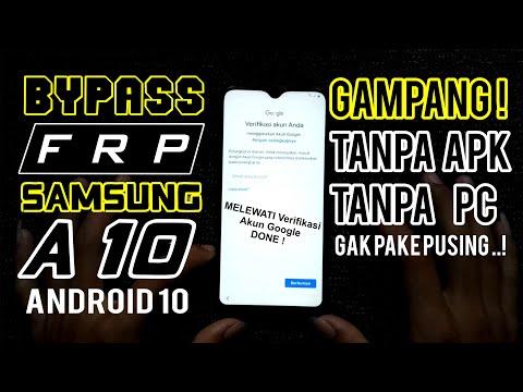 bypass-frp-(terkunci-akun-google)-samsung-a10-android-10-|-mudah-banget-!-2020.