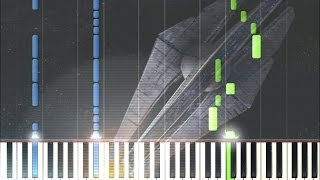 Repeat youtube video The Sith/Endar Spire (Star Forge Theme) Piano [synthesia]