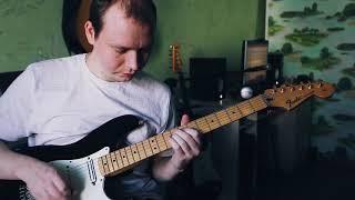Сергей Спиридонов   Соло на гитаре