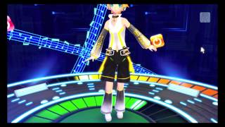 Electric Angel [Project Diva F-2nd] [Cover] [Rin & Len] [Subbed] [1080p]