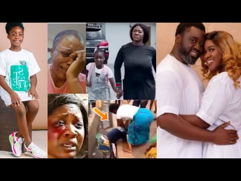 Download 💔😭I CAN'T TAKE THIS ANYMORE👉ACTRESS MERCY JOHNSON IN TEARS AS SHE ATT©CK H€R DAUGHTER TEACHER 4..