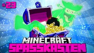 GRÖßTES UNBOXING DER WELT?! - Minecraft Spasskasten #23 [Deutsch/HD]