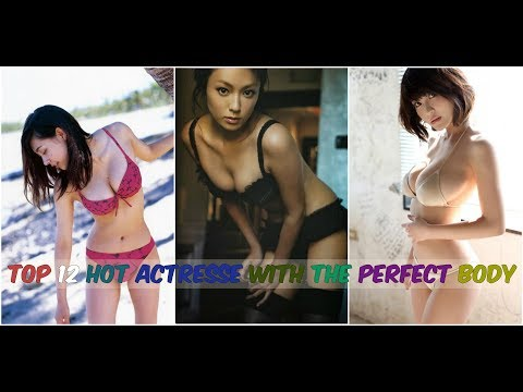 Top 12 Hot Actresses With Perfect Body According To Japanese Men