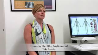 Severe Back Pain Gone - Osteopath Taunton - Taunton Health