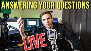 🔴Ask me about Software / Business - (2 Giveaways) - NOW ON TWITCH | @joshuafluke everywhere
