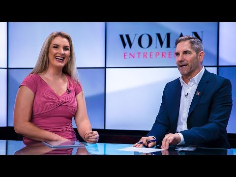 Advice for All Women Entrepreneurs - Grant Cardone