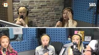 [SBS]김창렬의올드스쿨,레드벨벳, 1위 소감 '고마운 분 너무 많아'