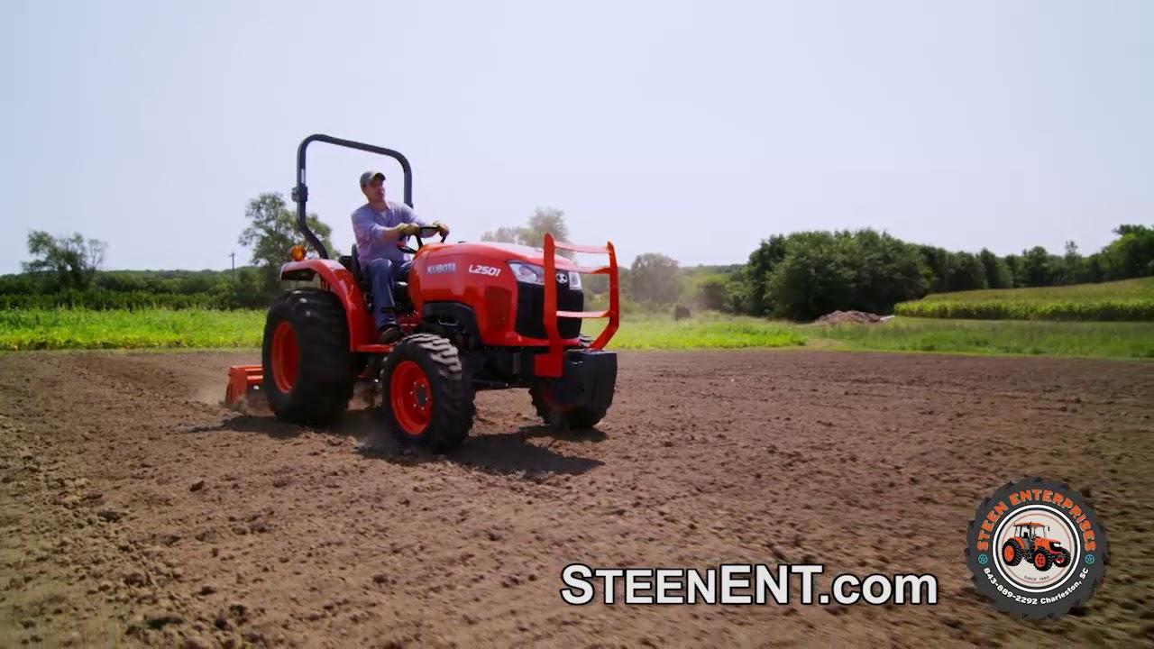 kubota l series tractor sale at steen enterprises steenent. Black Bedroom Furniture Sets. Home Design Ideas