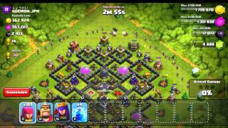 CLASH OF CLANS - WORLDS FASTEST & CHEAPEST  FARMING ARMY
