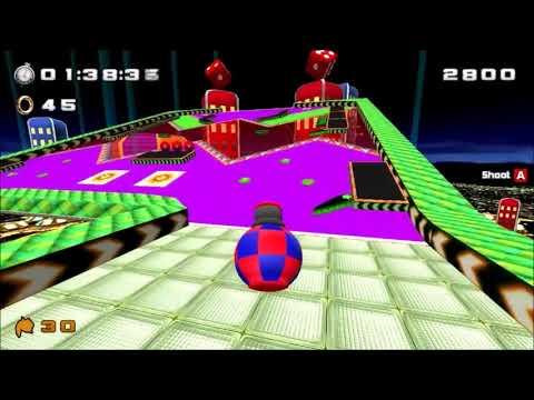 Sonic World   Honey The Cat Gameplay