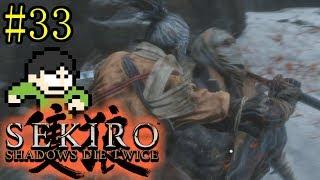【実況】隻腕の狼が駆ける!隻狼SEKIROをツッコミ実況Part33