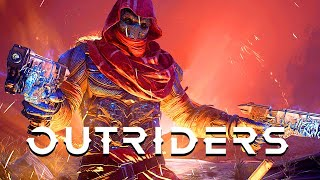 Outriders Gameplay German #01 - Neuer Charakter neuer Planet