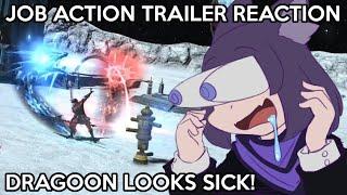 FFXIV - Endwalker Job Action Trailer Reactions! (Ft. Anubis and Dazey)