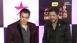 Salman Shahrukh On Aamir Khan Hosting Star Screen Awards 2017 Together