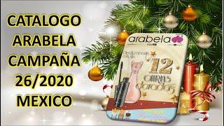 Catálogo Arabela Adelanto Campaña 26/2020 México