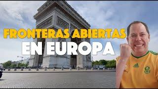 Fronteras de Europa abiertas! | Un pais a la vez