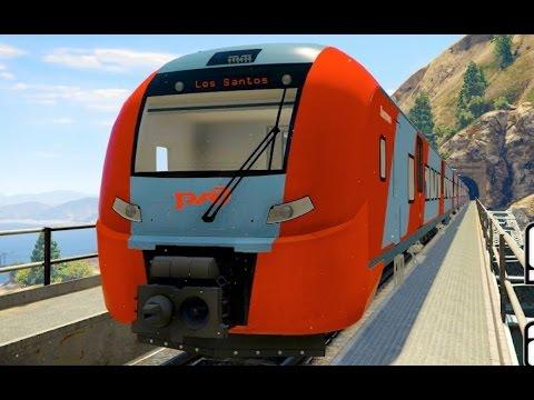 Поезд красный мультфильм