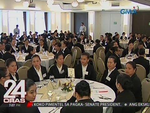 Mga professional housekeeper, puwedeng kumita ng hanggang P55,000 sa Japan