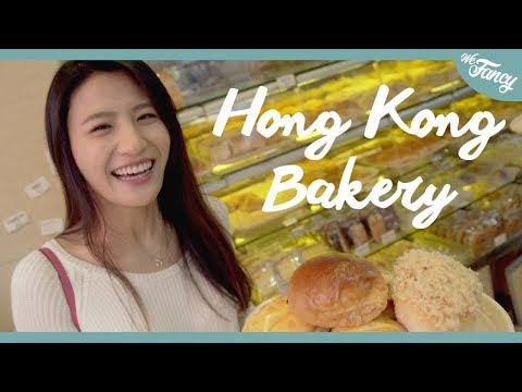 Hong Kong Bakery Taste Test feat. Coffee Lam 林芊妤