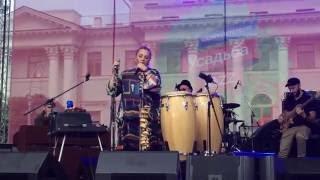 Нино Катамадзе & Insight – Olei (Усадьба Jazz Санкт-Петербург, 30 июля 2016)