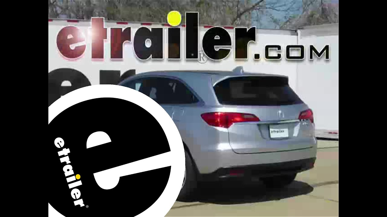 maxresdefault installation of a trailer hitch on a 2015 acura rdx etrailer com trailer wiring harness for 2016 acura mdx at webbmarketing.co