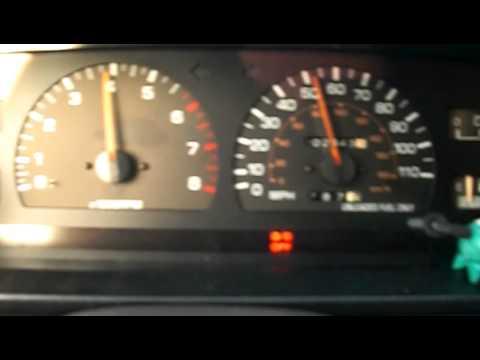 '95 4Runner 3vze acceleration