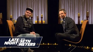 Seth Rogen and Seth Clear the Air by : Late Night with Seth Meyers