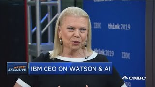 Ginni Rometty on Hybrid cloud