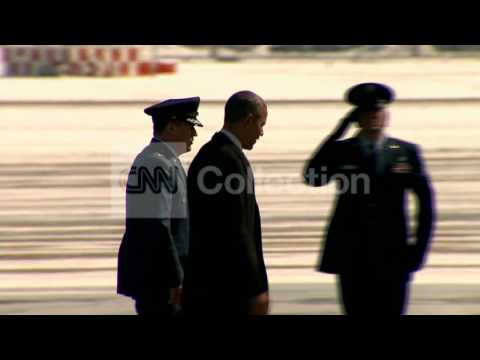 OBAMA DEPARTS FOR SOUTH CAROLINA