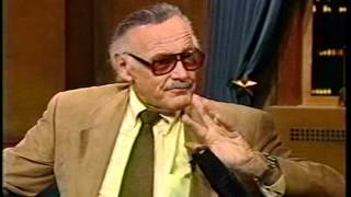The Late Show with Conan OBrien - Stan Lee