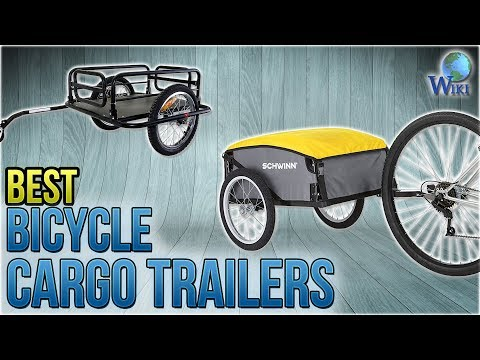 10-best-bicycle-cargo-trailers-2018