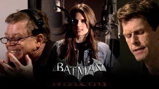Актёры озвучки Batman: Arkham City - Марк Хэмилл, Кевин Конрой, Стана Катик