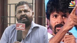 Complaint against Sivakarthikeyan in producer council : Escape artist Madan | Remo Issue