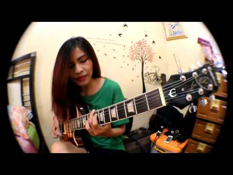 OUTRIGHT - REAL LIFE REAL PAIN GUITAR COVER By @bellafuziati