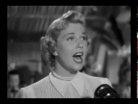 """Doris Day - """"The Very Thought Of You"""" from Young Man With A Horn (1950)"""